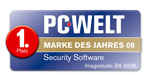 PCWelt 1Place 2008