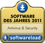 Software of the year 2011: Avira Premium Security Suite