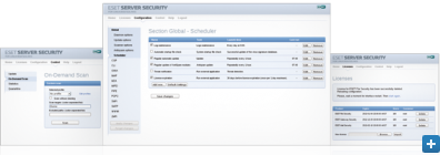 Screenshot Gallery for ESET Gateway Security for Linux / BSD / Solaris - Beta