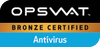 OPSWAT Bronze Certified Antivirus