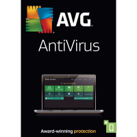 AVG AntiVirus - 2-Year / 2-PC - Global