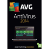 AVG AntiVirus 2014 - 1-Year / 1-Seat