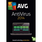 AVG AntiVirus 2014 - 2-Year / 1-Seat