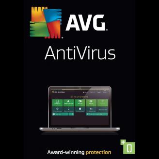 AVG AntiVirus 2016 - Renewal - 3-Year \  5-Seat