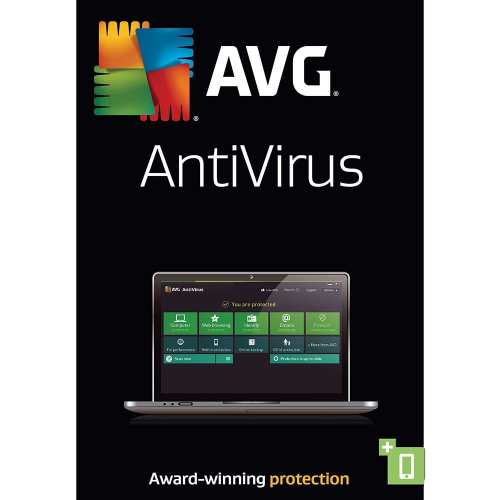AVG AntiVirus - 1-Year / 1-PC - Global