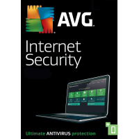 AVG Internet Security - 1-Year / 1-PC