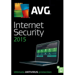 AVG Internet Security 2015 - 1-Year / 3-Seat