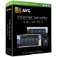 AVG Internet Security - 2-Year / Unlimited Devices - Retail Box