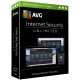 AVG Internet Security - 5-Year / Unlimited Devices