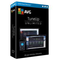 AVG TuneUp - 2-Year / Unlimited Devices