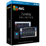 AVG TuneUp - 1-Year / Unlimited Devices ESD