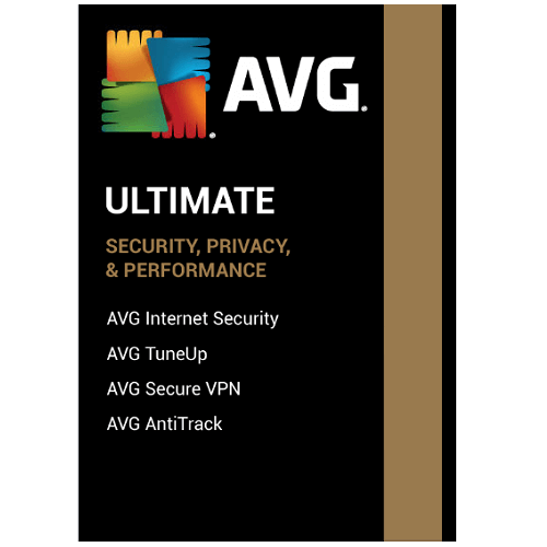 AVG Ultimate - 1-Year / 10-Device