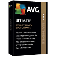 AVG Ultimate Multi-Device - 1-Year / 10-Device