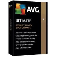 AVG Ultimate - 1-Year / 1-PC