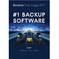 Acronis True Image 2017 - 1-Device / Perpetual
