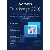 Acronis True Image 2020 Advanced - 1-Year / 3-Device + 250GB Acronis Cloud Storage