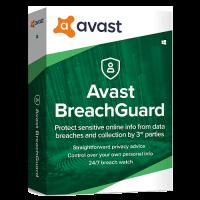 Avast BreachGuard 1-Year / 3-PC