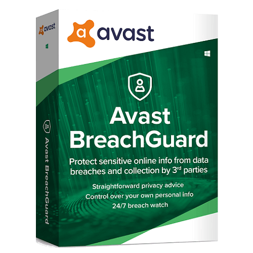 Avast BreachGuard 2-Year / 3-PC