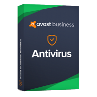 Avast Business Antivirus - 2 Year / 1-4 User
