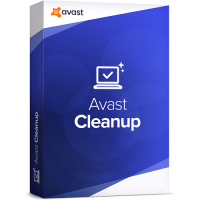 Avast Cleanup - 1 Year / 1-PC - Global