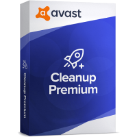 Avast Cleanup Premium - 1 Year / 1-PC