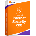 avast! Internet Security 1-Year / 1-PC - Global