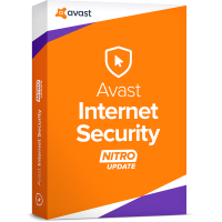 Avast Internet Security 1-Year / 1-PC