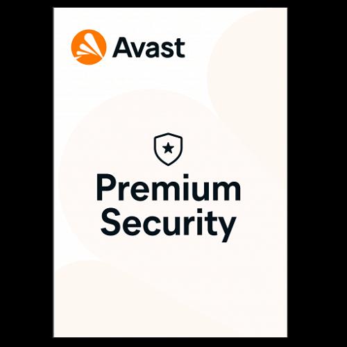 Avast Premium Security 2-Years / 10-Devices