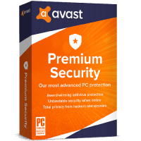 Avast Premium Security 3-Year / 1-PC
