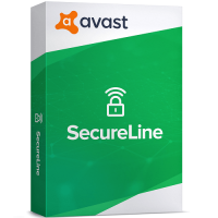 Avast SecureLine VPN - 1 Year / 1-PC