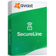 Avast SecureLine VPN - 2-Year / 5-PC