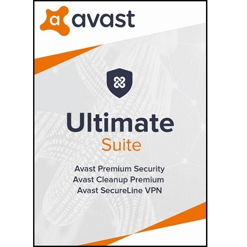 Avast Ultimate Suite - 1-Year / 10-Device