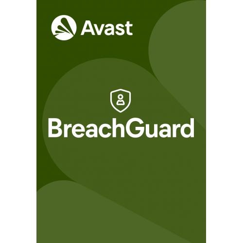 Avast BreachGuard 3-Year / 3-PC