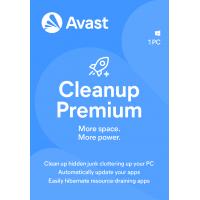 Avast Cleanup Premium - 2 Year / 1-PC