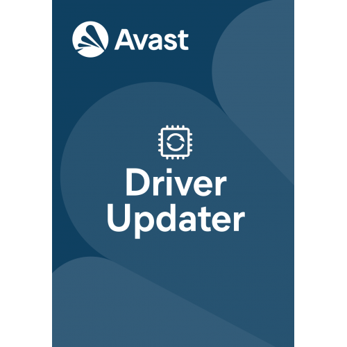 Avast Driver Updater 1-Year / 3-PC