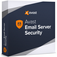 Avast Email Server Security - 1 Year / 1 User