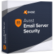 Avast Email Server Security - Renewal - 1 Year / 5-9 Users - Government
