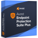 Avast Endpoint Protection Suite Plus - Renewal - 2 Year / 5-19 Users - Government