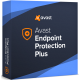 Avast Endpoint Protection Plus - Renewal - 1 Year / 5-19 Users - Government