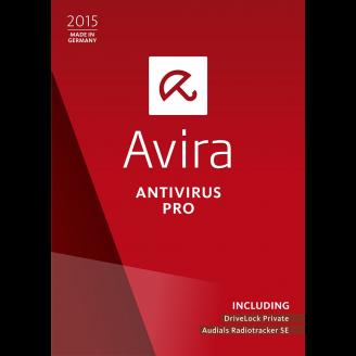 Avira Antivirus Pro - Renewal - 3-Year / 1-PC