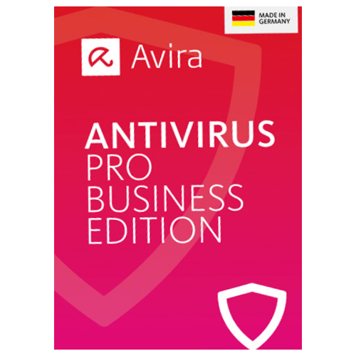 Avira Antivirus Pro - Business Edition - 3-Year / 10-24 Users