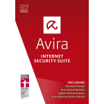 Avira Internet Security Suite - 1-Year / 3-PC