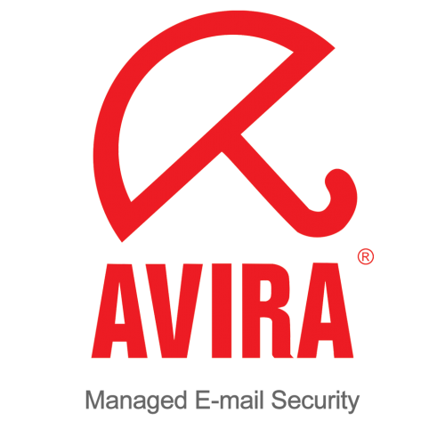 Avira Managed E-mail Security - Renewal - 1 Year / 500+ Users