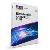 Bitdefender Antivirus Plus - 1-Year / 5-PC - United States & Canada
