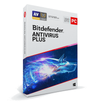 Bitdefender Antivirus Plus - 2-Years / 3-PC - Global