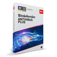 Bitdefender Antivirus Plus - 3-Years / 3-PC - Global