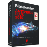 Bitdefender Antivirus Plus 2015 - 2-Years / 3-PC