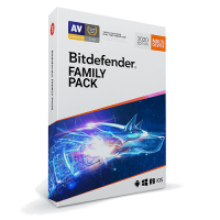 Bitdefender Family Pack - 1-Year / 15-Device - International