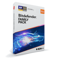 Bitdefender Family Pack - 2-Years / 15-Devices - Global