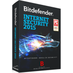 Bitdefender Internet Security 2015 - 1-Year / 3-PC